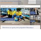 lycee-beausejour.com